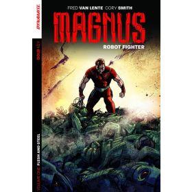 Flesh and Steel: Magnus: Robot Fighter, Vol. 1 (Paperback)