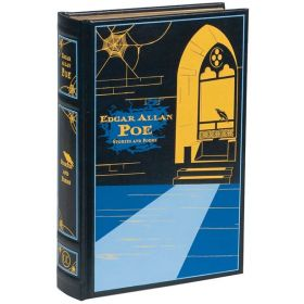 Edgar Allan Poe: Collected Works (Leather Bound)