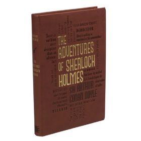 The Adventures of Sherlock Holmes, Word Cloud Classics (Flexibound)