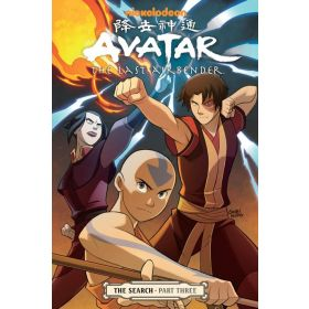 Avatar, The Last Airbender: The Search Part 3 (Paperback)