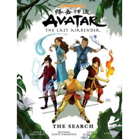 Avatar: The Last Airbender—The Search Library Edition (Hardcover)