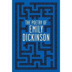 Poetry of Emily Dickinson, Word Cloud Classics (Flexibound)