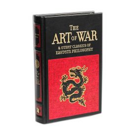 The Art of War & Other Classics of Eastern Philosophy, Leatherbound Classics (Hardcover)