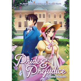 Pride and Prejudice, Illustrated Classics (Paperback)