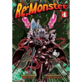 Re:Monster, Vol. 4 (Paperback)