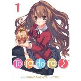 Toradora! Vol. 1, Light Novel (Paperback)