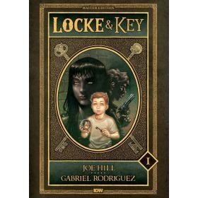 Locke & Key Master Edition Vol. 1 (Hardcover)