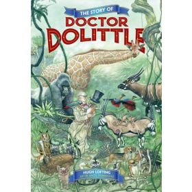 The Story of Doctor Dolittle (Hardcover)