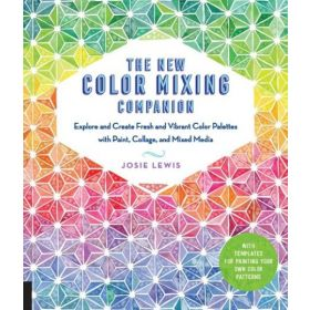 The New Color Mixing Companion (Paperback)