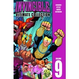 Invincible: The Ultimate Collection, Vol. 9 (Hardcover)