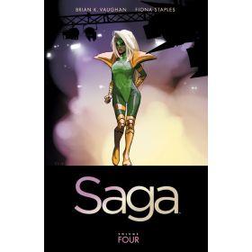 Saga, Vol. 4 (Paperback)