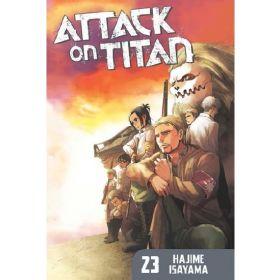 Attack on Titan, Vol. 23 (Paperback)