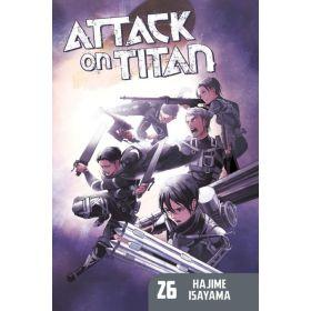 Attack on Titan Vol. 26 (Paperback)