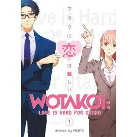 Wotakoi: Love Is Hard For Otaku, Vol. 1 (Paperback)