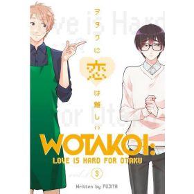 Wotakoi: Love is Hard for Otaku Vol. 3 (Paperback)