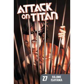 Attack on Titan Vol. 27 (Paperback)