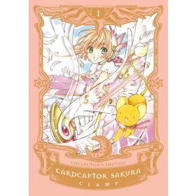 Cardcaptor Sakura Collector's Edition 1 (Hardcover)
