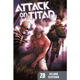 Attack on Titan Vol. 28 (Paperback)