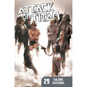 Attack on Titan, Vol. 29 (Paperback)