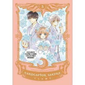 Cardcaptor Sakura Collector's Edition 3 (Hardcover)