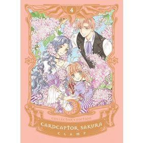 Cardcaptor Sakura Collector's Edition, Vol. 4 (Hardcover)