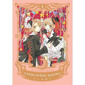 Cardcaptor Sakura: Collector's Edition, Vol. 5 (Hardcover)