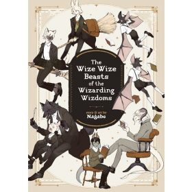 The Wize Wize Beasts of the Wizarding Wizdoms (Paperback)