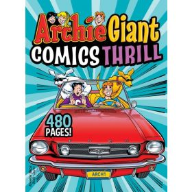 Archie Giant Comics Thrill (Paperback)