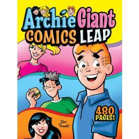 Archie Giant Comics Leap (Paperback)