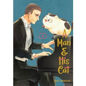 A Man and His Cat, Vol. 3 (Paperback)