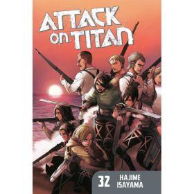 Attack on Titan, Vol. 32 (Paperback)