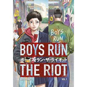 Boys Run the Riot, Vol. 1 (Paperback)
