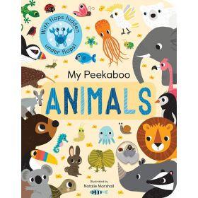 My Peekaboo Animals (Board Book)
