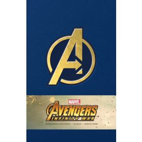 Marvel's Avengers: Infinity War, Ruled Journal (Hardcover)
