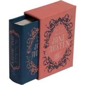 The Tiny Book of Jane Austen: Tiny Book (Hardcover)