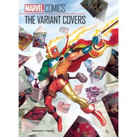 Marvel Comics: The Variant Covers (Hardcover)