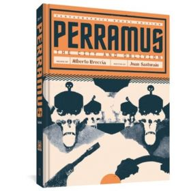 Perramus: The City and Oblivion (Hardcover)