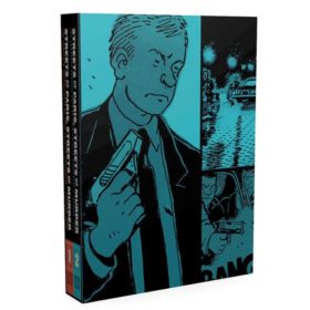 Streets of Paris, Streets of Murder Box Set: The Complete Noir Stories of Manchette and Tardi (Hardcover)