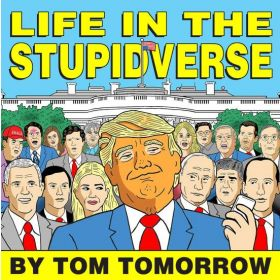 Life In the Stupidverse: This Modern World (Paperback)