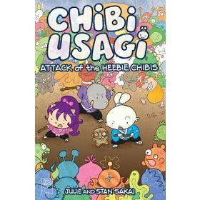 Chibi Usagi: Attack of the Heebie Chibis (Paperback)