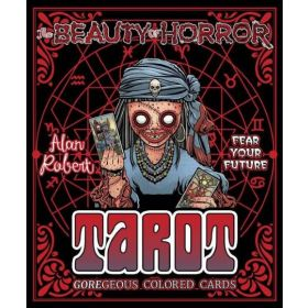 The Beauty of Horror: Fear Your Future Tarot Deck (Cards)