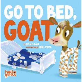 Go to Bed, Goat, Hello Genius (Board Book)