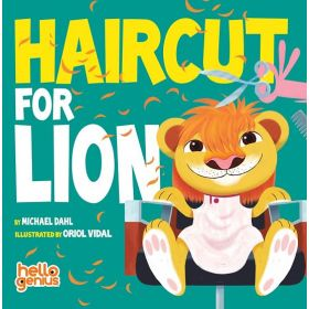 Haircut for Lion, Hello Genius (Board Book)