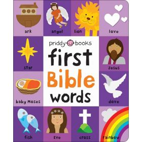 First 100: First 100 Bible Words Padded (Board Book)