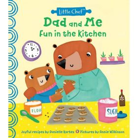 Dad and Me Fun in the Kitchen (Hardcover)
