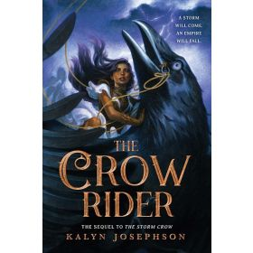 The Crow Rider: Storm Crow, Book 2 (Paperback)