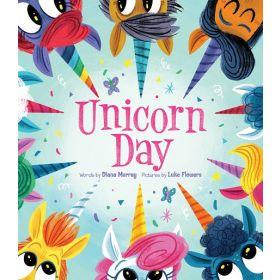Unicorn Day (Board Book)