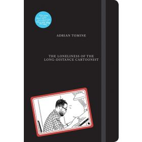 The Loneliness of the Long-Distance Cartoonist (Hardcover)
