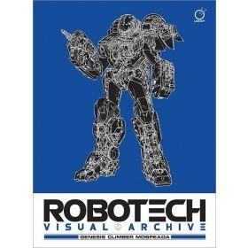 Robotech Visual Archive: Genesis Climber MOSPEADA (Hardcover)