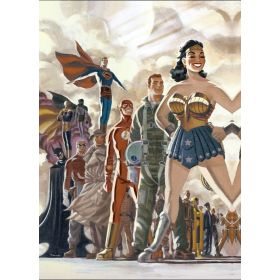 Absolute DC: The New Frontier, 15th Anniversary Edition (Hardcover)